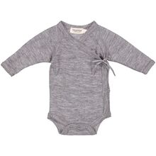 MarMar Wool Pointelle Grey Melange Belita Body