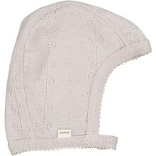 MarMar Wool Pointelle Soft Dove Hue