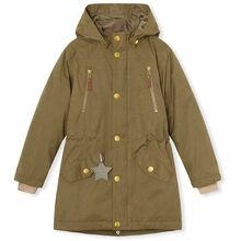 Mini A Ture Altina Jacket Capers Green