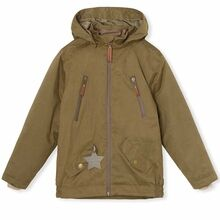 Mini A Ture Algot Jacket Capers Green
