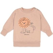 Bobo Choses Pet a Lion Sweatshirt Brush
