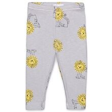 Bobo Choses Pet A Lion All Over Leggings Grey