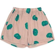 Bobo Choses Tomatoes All Over Woven Shorts Brush