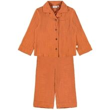 Lil'Atelier Glazed Ginger Emery Pyjamas