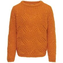 Kids ONLY Marmalade New Havana L / S Strikket genser