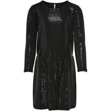 Kids ONLY Black Moon Glitter Dress