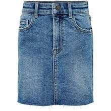 Kids ONLY Medium Blue Denim Wonder Noos Nederdel