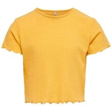 Kids ONLY Cornsilk Nella Crop Top