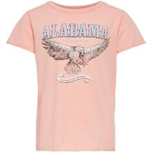 Kids ONLY Peach Pearl Lucy Life Western T-shirt