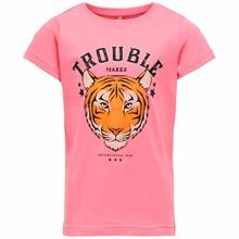 Kids ONLY Strawberry Pink Trouble Baby T-shirt