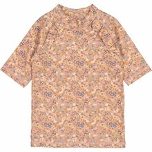 Wheat Flowers And Seashells Cecilie Bade T-shirt