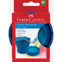 Faber Castell Water Pot Blue