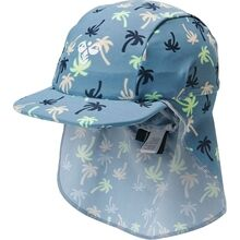 Hummel Beach UV Solhatt Copen Blue