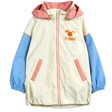 Mini Rodini Windbreaker Offwhite