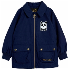 Mini Rodini Panda Navy Jacket
