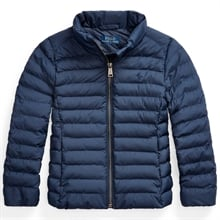 Polo Ralph Lauren Girl Jacket Avaitor Navy