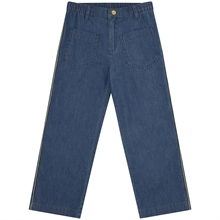 Soft Gallery Denim Blue Hady Pants