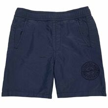 Stone Island Junior Swim Shorts Navy