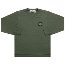Stone Island Junior Bluse Musk Green