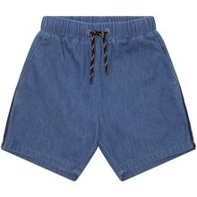 Soft Gallery Denim Blue Hamish Shorts