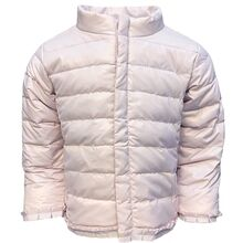 Ver de Terre Baby Jacket Rose Powder