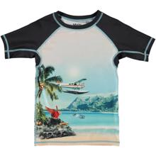 Molo Welcome to Hawaii Neptune Bade T-shirt
