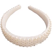 Bow's by Stær Kirstine Headband Braided Pearls