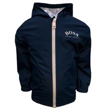 Hugo Boss Navy Windbreaker