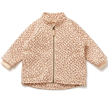 Konges Sløjd Jersey Buttercup Pink Thermal Jacket