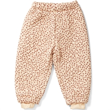 Konges Sløjd Jersey Buttercup Pink Thermal Pants