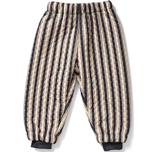 Konges Sløjd Jersey Navy Stripe Thermal Pants