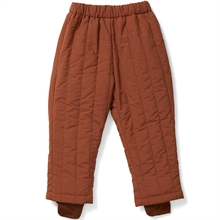 Konges Sløjd Handicraft Peacon Brown Storm Thermal Pants