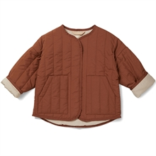 Konges Sløjd Handicraft Peacon Brown Storm Jacket