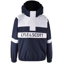Lyle & Scott Hoodie Windcheater Navy Blazer