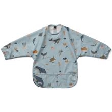 Liewood Merle Cape Bib Sea Creature Mix