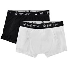 The New Classic Boxers 2-pack Black