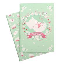A Little Lovely Company A5 Note Book Cat
