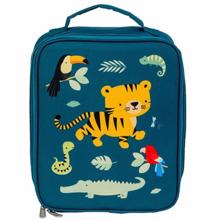 A Little Lovely Company Cool Bag Tiger