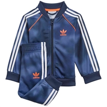 adidas SST Tracksuit Crew Blue/Multi Color/Absord