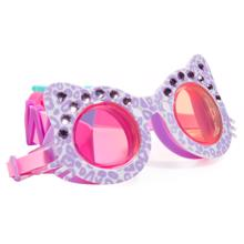 Bling2O Goggles Cat Purple
