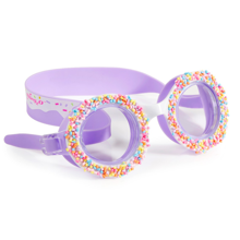 Bling2O Goggles Donuts Purple