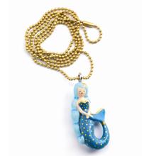 Djeco Lovely Charm Necklace Mermaid