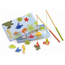 Djeco Magnetics Fishing Games