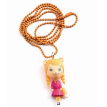 Djeco Lovely Charm Necklace Cat