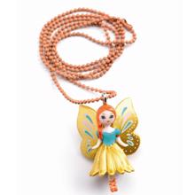 Djeco Lovely Charm Necklace Butterfly