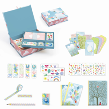 Djeco Lovely Paper Charlotte Box