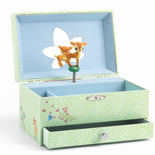 Djeco Jewelry Box With Music and Bambi