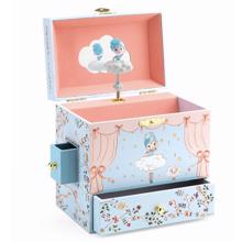 Djeco Jewelry Box With Music Ballerina