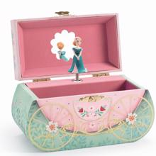 Djeco Jewlery Box with Music Carriage Ride