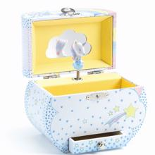 Djeco Jewlery Box with Music Unicorn's Dream